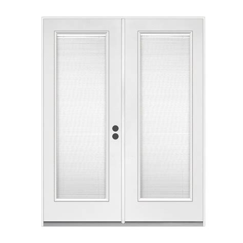Reliabilt Patio Doors With Built In Blinds reliabilt dual pane steel patio door lowe s canada