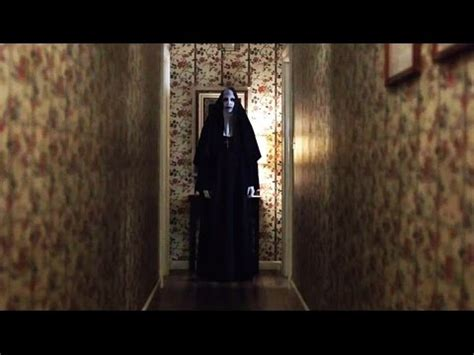conjuring  valak painting full scene video