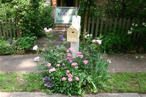 free mailbox garden ideas photograph landscaping around ma