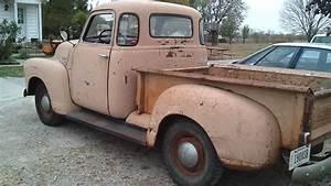 Pick Up Chevrolet 1950 : 1950 chevy 3100 pickup truck youtube ~ Medecine-chirurgie-esthetiques.com Avis de Voitures