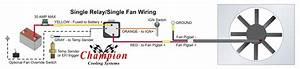 Car Radiator Wiring Diagram
