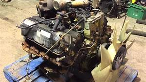 04  98 Ford Powerstroke 7 3 Turbo Diesel Engine For Sale