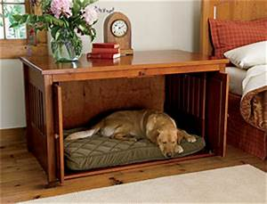 weekend diy project how to make side tables into dog beds With dog crate bedside table
