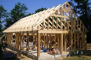 maison ossature bois en kit pour autoconstruction With maison toit en verre 10 kits autoconstruction maison bois la maison bois par