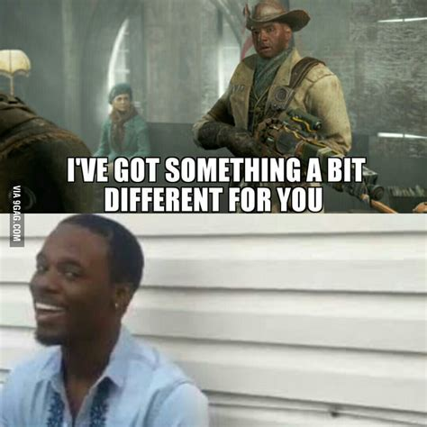 Preston Garvey Memes - doing missions for preston garvey be like 9gag