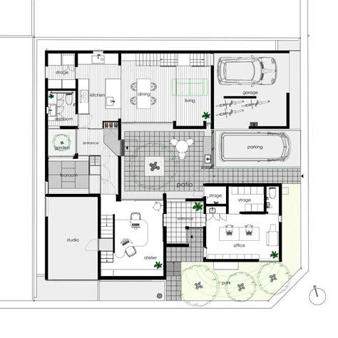 architecture home plans gallery of ptl satoru hirota architects 22
