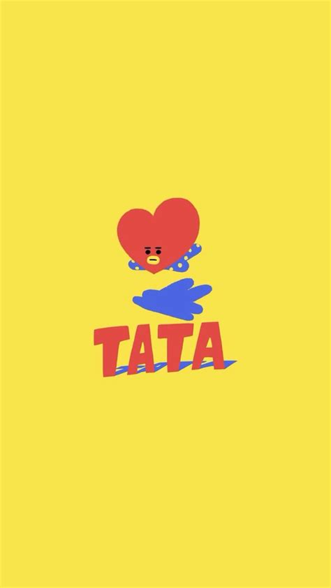 Tata Backgrounds by Bt21 Wallpapers On Quot More Wallpapers Of Tata