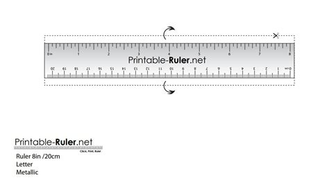 printable   scale ruler printable ruler actual size