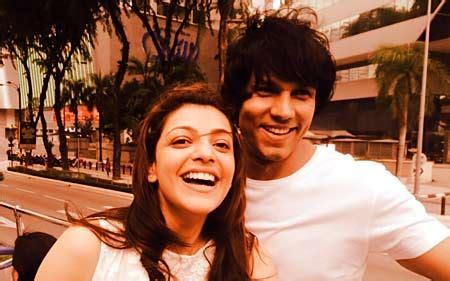 actress kajal real husband kajal agarwal husband name photos kajal agrawal husband