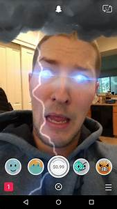 Liked Those Snapchat Selfie Lenses  You Can Now Buy Them