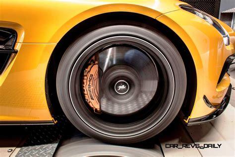 Tuner Showcase Sls Amg Black Series By Mcchip Dkr