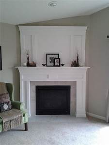 25 best ideas about corner fireplaces on pinterest With spice up your corner fireplace
