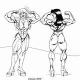 Betty Veronica Biesiuss sketch template