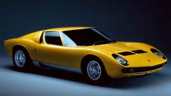 Lamborghini Miura Photos, Informations, Articles ...