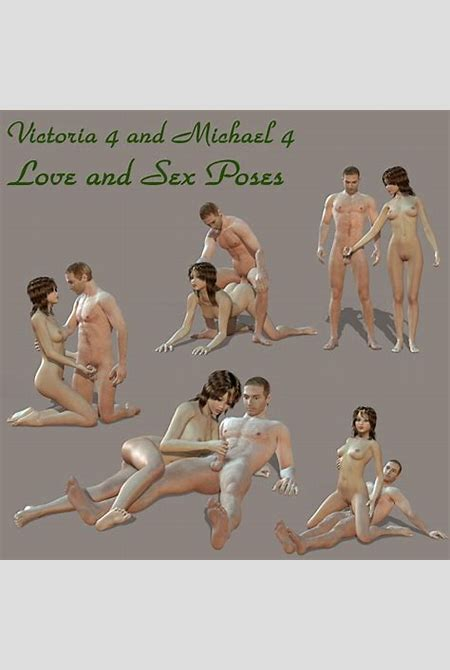 Renderotica - MaxTron-s-V4-M4-Love-And-Sex-Poses