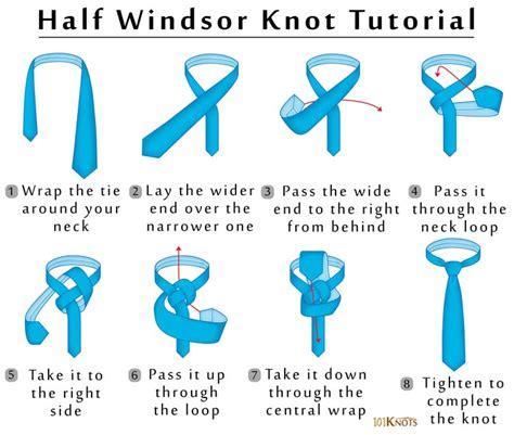 windsor knot knots
