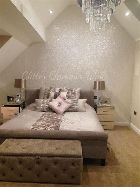 glitter wallpaper grade  bedroom glitter paint