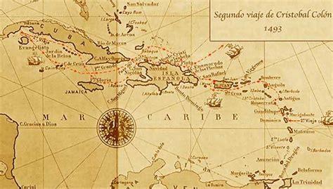 Rutas De Los Barcos De Cristobal Colon by Crist 243 Bal Col 243 N Fotos El Descubrimiento