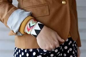 Bracelet Tendance Du Moment : diy bracelet 34 projets d 39 accessoires qui impressionnent ~ Dode.kayakingforconservation.com Idées de Décoration