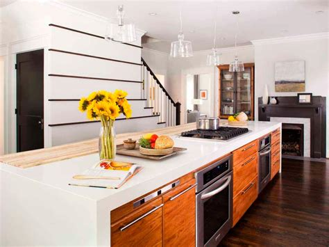 kitchen island with stove and oven contemporary kitchen island with cooktop oven bar