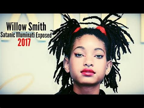 Illuminati Will Smith by Willow Smith Satanic Illuminati Exposed 2017