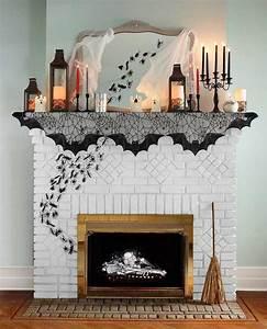 Deco Halloween A Fabriquer : d co halloween fabriquer soi m me en quelques id es ~ Melissatoandfro.com Idées de Décoration