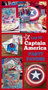 Captain America Party Ideas for Kids (And Adults) - Atta
