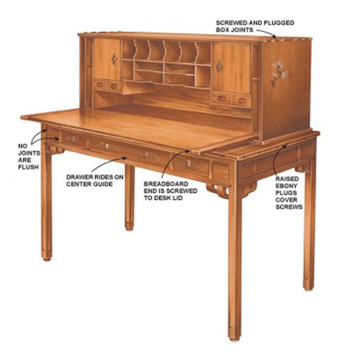 inside greene and greene furniture popular woodworking