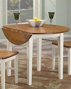 Intercon, Drop, Leaf, Round, Dining, Table, Arlington, Inar4242dtab