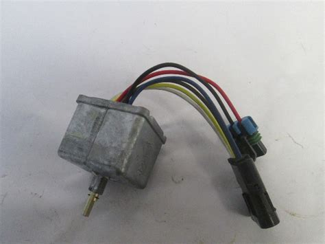 cole hersee   wiper washer switch control bus transit gillig