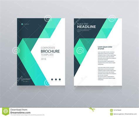 company profile cover page design template template layout design with cover page for company profile
