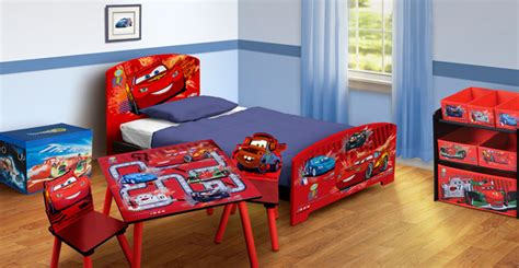chambre flash mcqueen cars de disney pixar