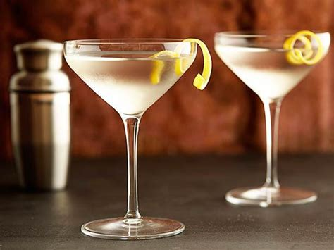 martini drink classic martini recipe food network
