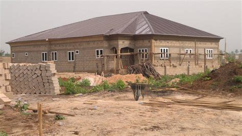 Cost Of Wiring A House In Nigerium by Cost To Build Your Own House Properties 5 Nigeria
