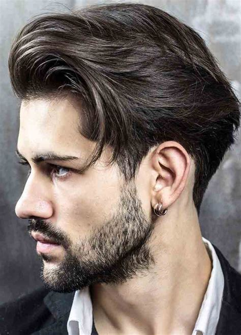 latest long haircuts  hairstyles  men