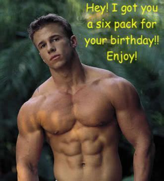 sexy man happy brith day happy birthday