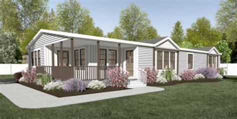 manufactured home designs modern farmhouse style mobile home living