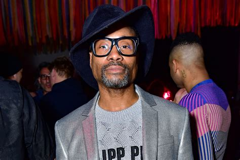 Kinky Boots Actor Billy Porter Opens About Personal Style