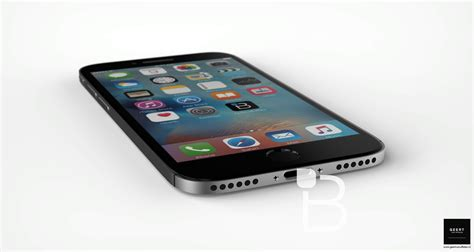 iphone 7 pics iphone 7 concept ditches the headphone take a look