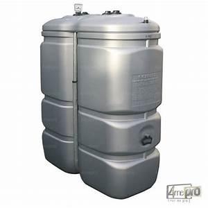 Cuve Fuel Double Paroi : cuve de stockage fuel et gnr fixe double paroi ~ Melissatoandfro.com Idées de Décoration