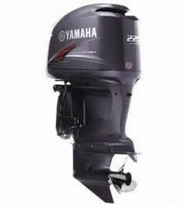 Yamaha Outboards F 200  225  250xa Repair Service Manual