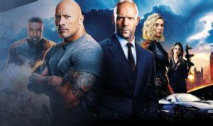 Fast & Furious Presents Hobbs & Shaw Movie Image ...