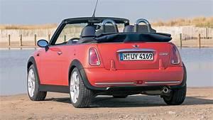 Mini Cabrio Cooper : mini cooper cabrio 2004 wallpapers and hd images car pixel ~ Dode.kayakingforconservation.com Idées de Décoration