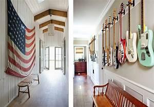 comment decorer un grand mur maison design bahbecom With comment decorer un grand mur