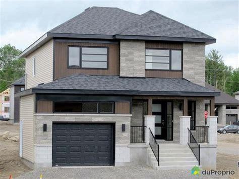 maison contemporaine a vendre maison neuve a vendre st j 233 r 244 me le alto avec garage 233 largi bois 233 de la salette immobilier