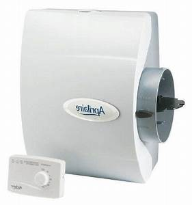 Aprilaire 700m Whole House Fan Powered Humidifier  Manual