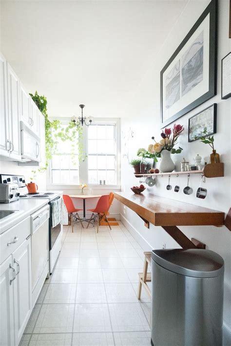 cuisine en longueur comment aménager une cuisine en longueur types avantages