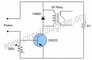 water relay diagram water get free image about wiring With water activated relay
