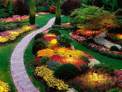 flower gardens   word  editing