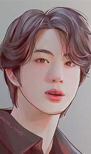Pin en Bts Jin Fanart